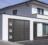 Portes de garage - Coulissantes Prestige / Chaque porte de garage est unique et doit s'intégrer parfaitement à l'environnement de votre façade.