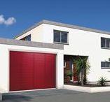 Portes de garage - Coulissantes Confort / Chaque porte de garage est unique et doit s'intégrer parfaitement à l'environnement de votre façade.