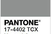 Neutral Gray -couleur tendance automne hiver 2017/2018 - Pantone / Le gris dans toute sa neutralité. L'incontournable des saisons froides est toujours de la partie. À mélanger avec d'autres couleurs ou à utiliser tout seul. • Dans la collection classique et indémodable, retrouvez les breloques et perles en argent 925.