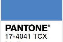 Marina -couleur tendance automne hiver 2017/2018 - Pantone / Cette couleur apporte fraîcheur et luminosité. Elle est pétillante tout en restant classique, parfaite pour les activités d'hiver. Partez pour une création simple et vivifiante avec les sequins en résine epoxy.