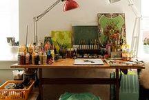 My Design Studio / by Caroline Van Slyke