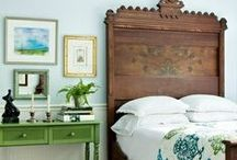 Master Bedroom / by Caroline Van Slyke