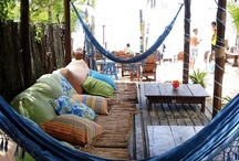 Outdoor Space inspiration / by Cyrena Rattray