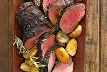 BeeF CuisinE / Best Beef Recipes. / by Tamara @ Gourmetmama's Kitchen