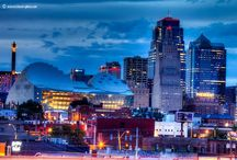 Favorite Places & Spaces in Kansas City / Some of the best places to be, be seen, toast, taste and experience Kansas City! From North to South of the river and both sides of State Line Rd. #MyHometownPins