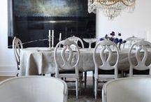 Gustavian Style / by Jean Molesworth Kee