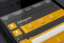 UI, Web & Interface Designs