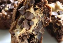 Cookies, Bars & Brownies