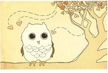 Whoooo! doesn't love owls / by Angela Landry