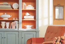 Colorful Built-Ins