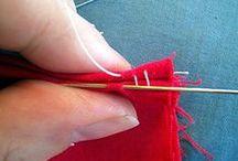 sewing / by Shai Mercado