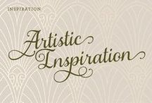 Artistic Inspiration / Patterns, drawings, photos, and creations of all kinds that inspire us to be our best.