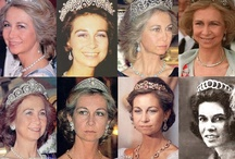 RoyaltY, CrownS, & JewelS / Royalty, crowns, and jewels of royal families. / by Tamara @ Gourmetmama's Kitchen