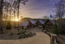 Mountain Home with Perfect Details / Dillard-Jones | Greenville | Asheville | Lake Keowee