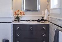 bath inspiration for T / by bd home design + interiors | beth daecher