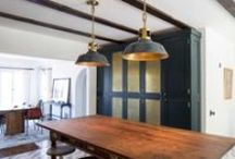remodel ideas:  lighting / by bd home design + interiors | beth daecher