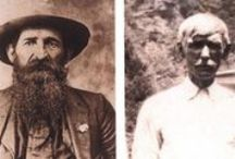 The HatfieldS & McCoyS / History of the Hatfields & McCoys Feud. / by Tamara @ Gourmetmama's Kitchen
