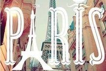 Bucket List: ♡ France ~ PARIS! ♥