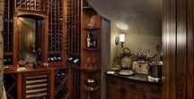 Wet Bars | Wine Cellars / Dillard-Jones | Greenville | Asheville | Lake Keowee