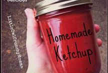 Canning, Freezing, & Preparation / Homemade canning & freezing, preparation & preservation.