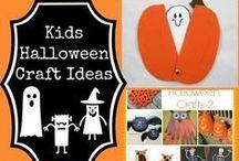 Halloween Ideas / Halloween Crafts, Decor, and Recipes