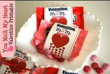 Valentine's Day Crafts and Recipes / Valentine's Day Crafts and Recipes