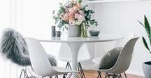 {apartment 21} / #home #apartment #decor #decorate #diy #interior #design #chandelier #bedroom #bathroom #kitchen #gorgeous #space #rug #pillow #paint