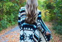 Daytime fashion : Autumn & Winter