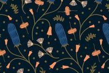 Patterns and Fabrics I Love