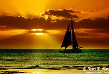 Sunrise ~ Sunset / With each sunrise, we are given the opportunity to start anew  / by Julie Lahr