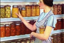 Food ~ Storage and Preservation / by Robin Escamilla
