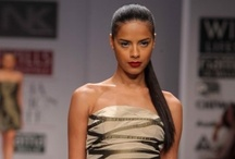 "Narendra Kumar / Collection of ensembles presented by Narendra Kumar at ""Wills Lifestyle India Fashion Week"" from 2009 onwards."