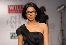 "Ashish N Soni / Collection of ensembles presented by Ashish N Soni at ""Wills Lifestyle India Fashion Week"" from 2009 onwards."