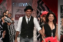 "Ritu Beri / Collection of ensembles presented by Ritu Beri at ""Wills Lifestyle India Fashion Week"" from 2009 onwards."