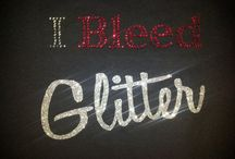 Custom Bling Designs (facebook - Bling It All Over) / ALL CUSTOM MADE to Order Rhinestones/ BLING, glitter, metallic, spangles & More!...If it Sparkles...we got ya covered!  Shirts, Hoodies, Hats, Headbands, Key Chains, Decals, bags, & More! Go to https://www.facebook.com/blingitallover to see All Designs for Order! Email: blingitallover@gmail.com for Pricing  QUICK TURN AROUND & SHIPPING AVAILABLE / by Melissa Crede (Bling It All Over)
