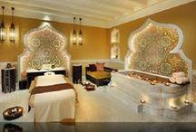 Home for an Aquarius : Arabic style