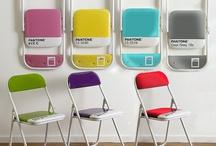 Color me happy! / by Donna's Cottage Ideas