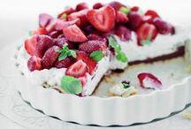 Pies & fruit cakes