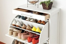 Organization & Storage / by Christine Gardner