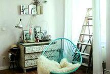 Room decor / Ideas for my new room next semester