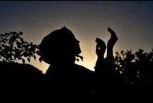 Praying《 pillar of faith 》