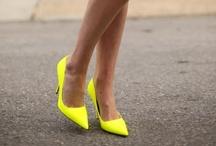 Shoes Should Be Daring / by Michelle