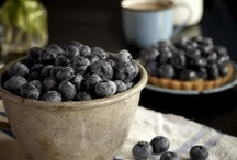 Blueberries Everywhere!! / by Azorean GreenBean / Maria Lawton