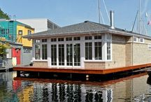 HOME | FLOAT HOME / inspired to live on the water and enjoy the sound of the sea and birds