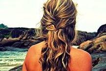 Hairstyles / by Kaylan Figueroa