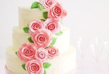 Let's have our cake, and have it be gorgeous too! / Fine cakes & cupcakes abound.