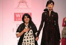 Pratima Pandey at WIFW AW' 14