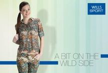Spring Summer Collection 2014 / Time to welcome the shades of summer. The Spring Summer 2014 Collection, now in stores.