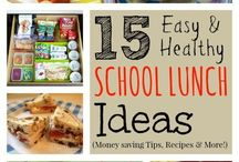 Work & School Lunches
