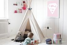 Let them be little / Kids room & Play house